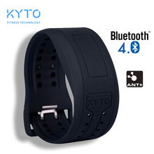 Bluetooth-Watch Wristband Monitor Kyto-Heart-Rate Fitness HRV Bracelet ANT for Cycling
