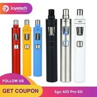 Original Joyetech Ego AIO Pro Kit 2300mAh Battery Capacity with 4ml Tank All in One Ego AIO Pro Starter Kit Electronic Cigarette