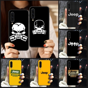 Jeep cool car Phone Case Cover For Samsung Galaxy A10 A20 A30 E A40 A50 A51 A70 A71 J 5 6 7 8 S black bumper silicone waterproof
