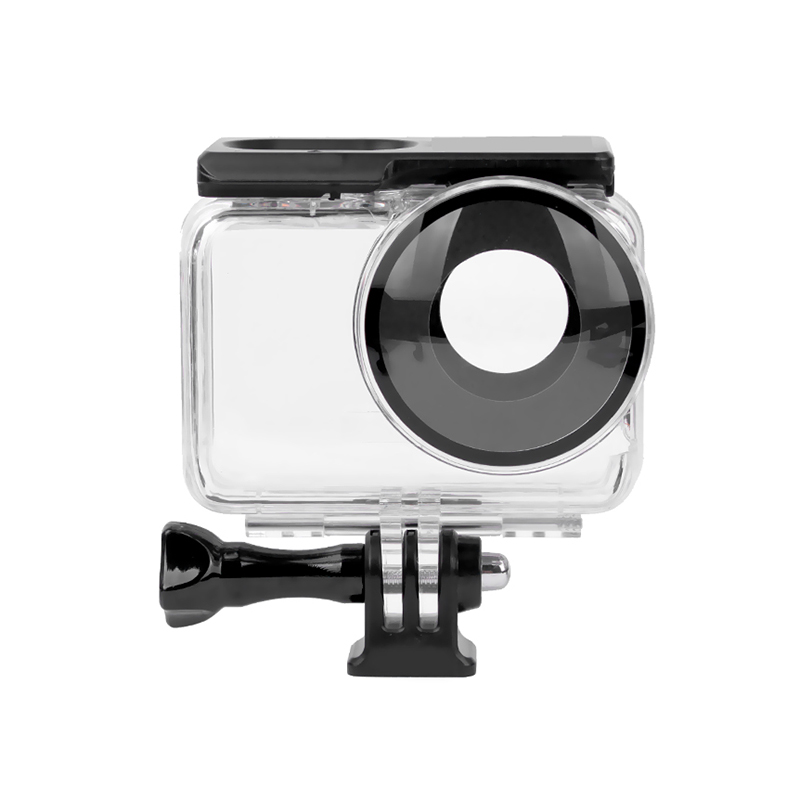 60M Dive Case For Insta 360 ONE R 360 ° Panorama Lens Versie Waterproof Cover Housing Accessory