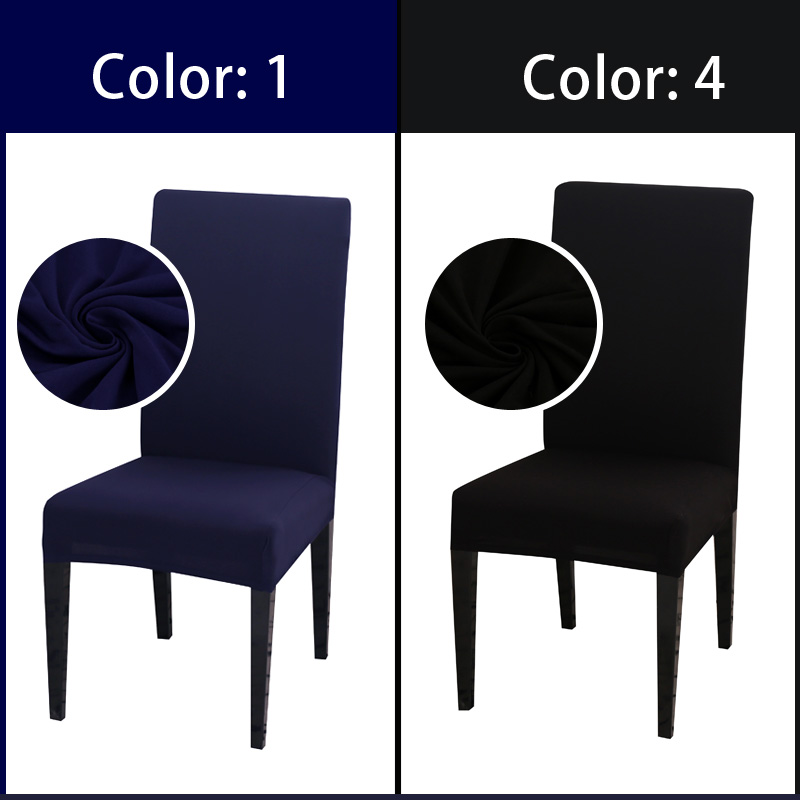 Removable Anti-Dirty Seat Chair Cover For Banquet 5 Chair And Sofa Covers