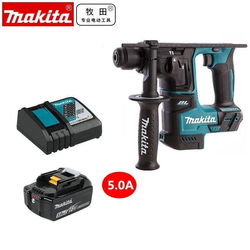 Makita DHR171 DHR171Z 18V LXT Cordless Brushless 17mm SDS Plus Rotary Hammer