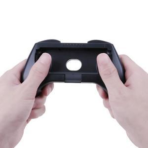 Image 4 - 1 zestaw lewy + prawy ABS ściskacz stojący uchwyt dla NS Joy Con ściskacz dla przełącznik do nintendo Joy Con kontroler uchwyt do gier
