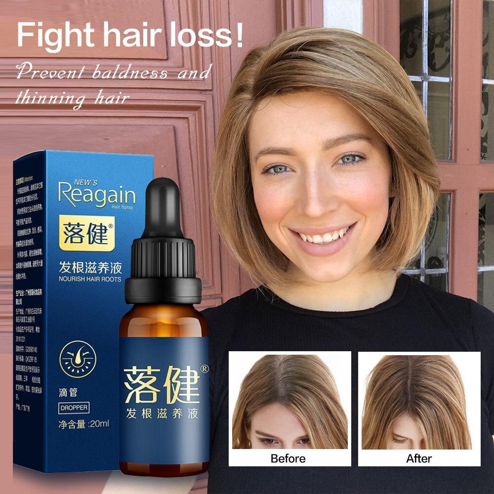 Hair Care Hair Growth Serum Essence for Women and Men Hair Growth Essential Oils Anti Preventing Hair Loss Liquid Pure Original
