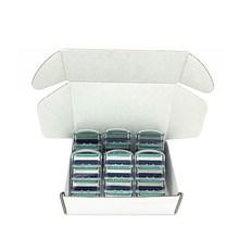Custom Packagin 24pcs/Box Men Safety 5 Layer Shaver Razor Blade Shaving Cassettes Men Shaving Blade Replaceable Gilletee Fusione