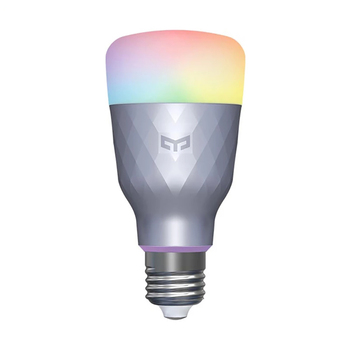 Yeelight 1SE Bulb Smart LED Light E27 6W RGB Voice Control Colorful Light for Google Home Work for Mijia