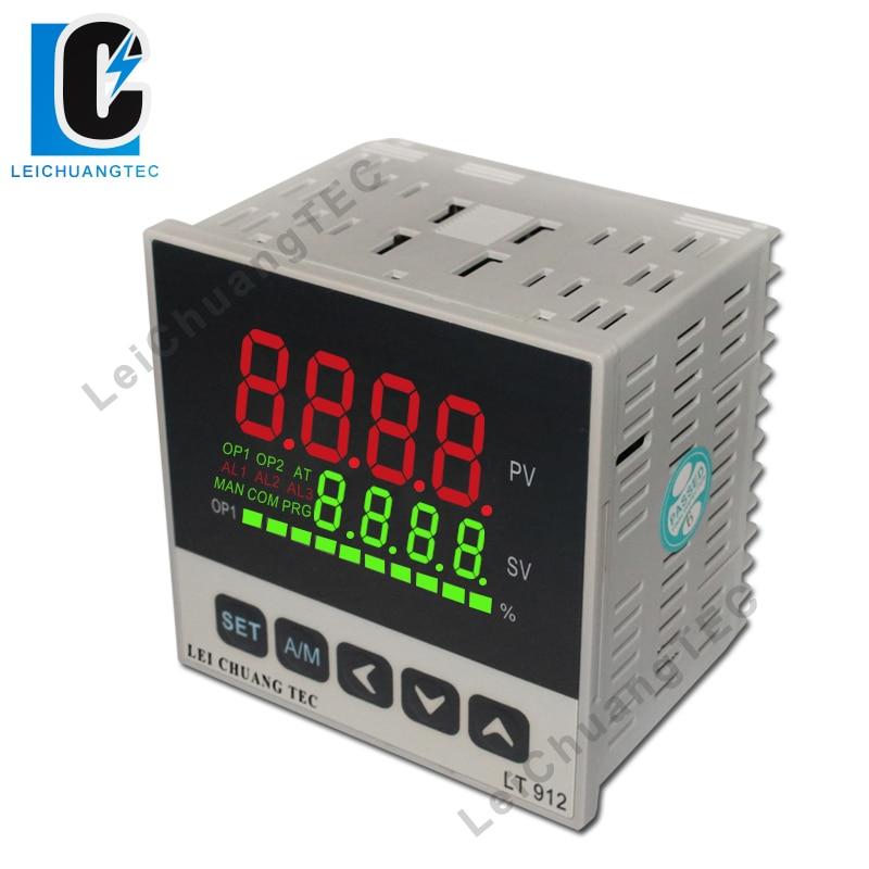 Digitale LED PID Temperatur Controller Thermometer INR 1 Alarm Relay 4-20mA E2X9