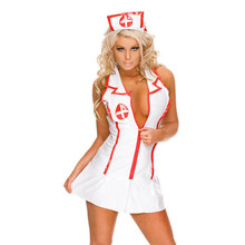 Women Nurse Sexy Outfit Cosplay Exotic Lingerie Sexy Lingerie Clothing Uniform Temptation Suit Club Cosplay Lenceria Para Mujer