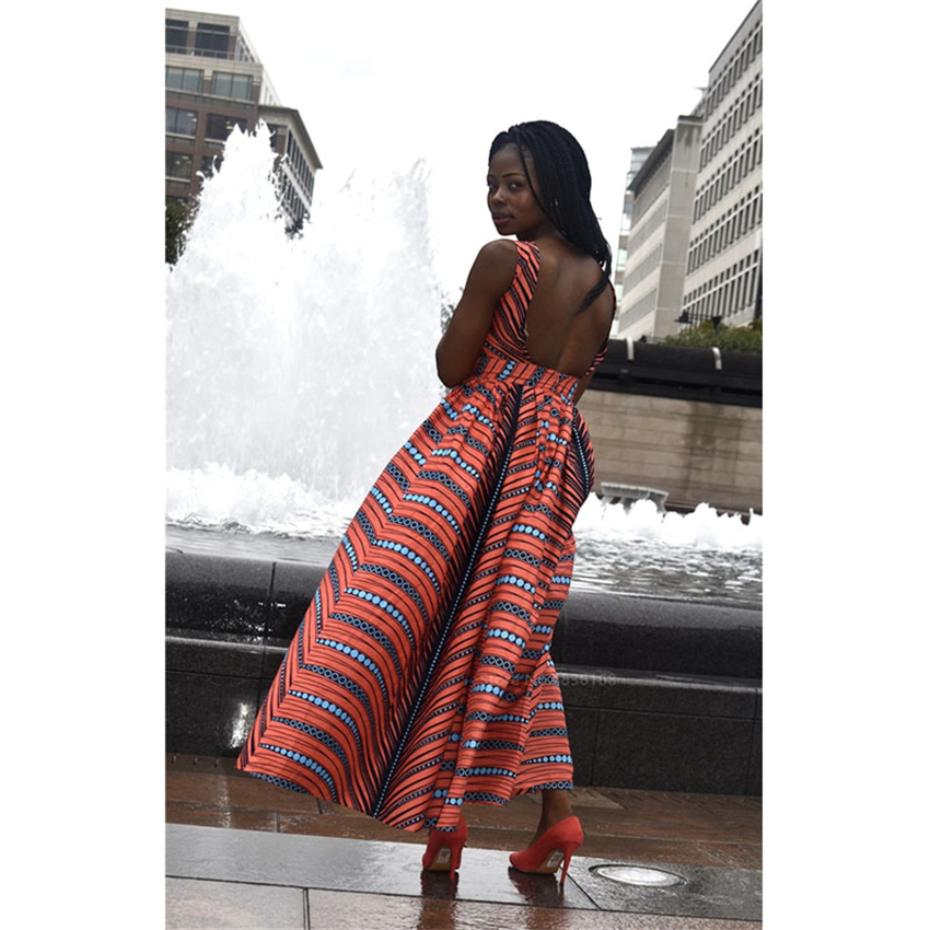 @Nashaly african dress 3