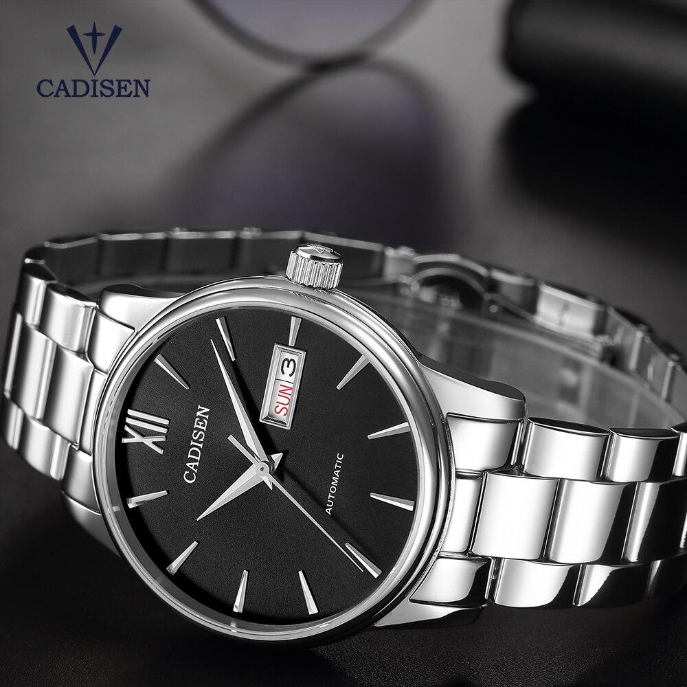 Купить мужские наручные часы cadisen спортивные водонепроницаемые с