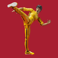 Game of Death Kung Fu Master Bruce Lee PVC Action Figure Collection Toys Collectible 15CM Boxed