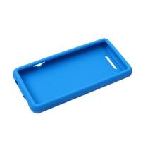 Защитный чехол MP3-плеер нескользящий чехол мягкий силиконовый пылезащитный твердый сменный аксессуар гибкий модный для SOULCKER D16