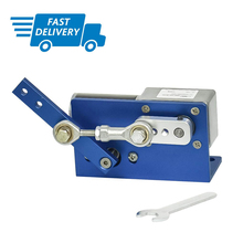 Fast Shipping DC 12V 24V Gear Motor Automatic Wobbler Machine 35 60 90 Degress for DIY Design DC Reciprocating Brush Gear Motor стоимость