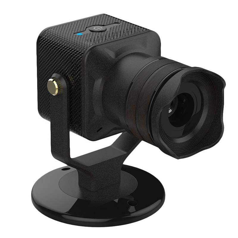 Mini WIFI Telescope Digital Lens 50X Rotatable Wireless Camera Camcorder Monitoring WIFI Manual Zoom