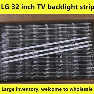 630mm 7 LED Backlight Lamp Strip for LG 32 TV 32ln541v 32LN540V A1/B1/B2-Type 6916L-1437A 6916L-1438A 6916L-1204A 6916L-1426A