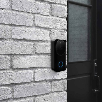 Video Doorbell Wireless Wifi Infrared Security Doorbell Intercom System