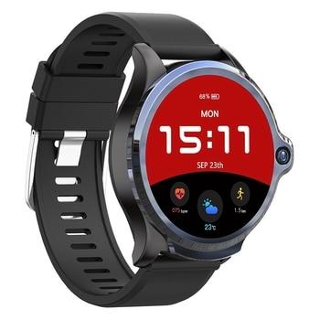 Kospet [Face Unlock]Dual Chip System 3G+32G 4G Smart Watch Phone Dual Cameras 1260MAh 1.6Inch Smart Watch