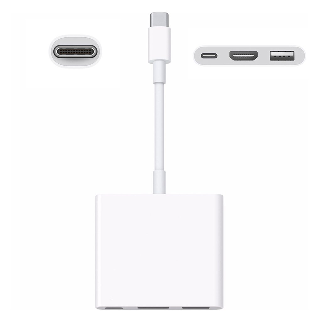 USB Type C To HDMI HUB RJ45 Thunderbolt 3 Adapter For MacBook Samsung Dex Galaxy S10/S9 USB-C Converter Thunderbolt HDMI