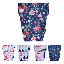 Diaper-Bags Insular Mummy-Bag Multifunctional Baby Big-Capacity Waterproof Reusable Fashion
