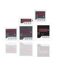 Dc 0-5a dc 암페어 송신기 (아날로그 출력 포함) 0-20ma/4-20ma dc/0-10 v/0-5 v 출력 전류 신호 변환기 (디스플레이 포함)