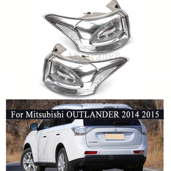 rear bumper reflect light with bulb for range rover evoque 2012 automobile rear brake fog light tail stop turn signal lamp Rear Tail Light For Mitsubishi OUTLANDER 2014 2015 8330A790 Rear Brake Bumper Light Tail Stop turn signal Fog Lamp Free shipping