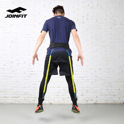 JOINFIT Fitness Bounce Trainer Resistance Bands Basketball Sports Running Jump Leg Strength Agility Training Strap Equipment