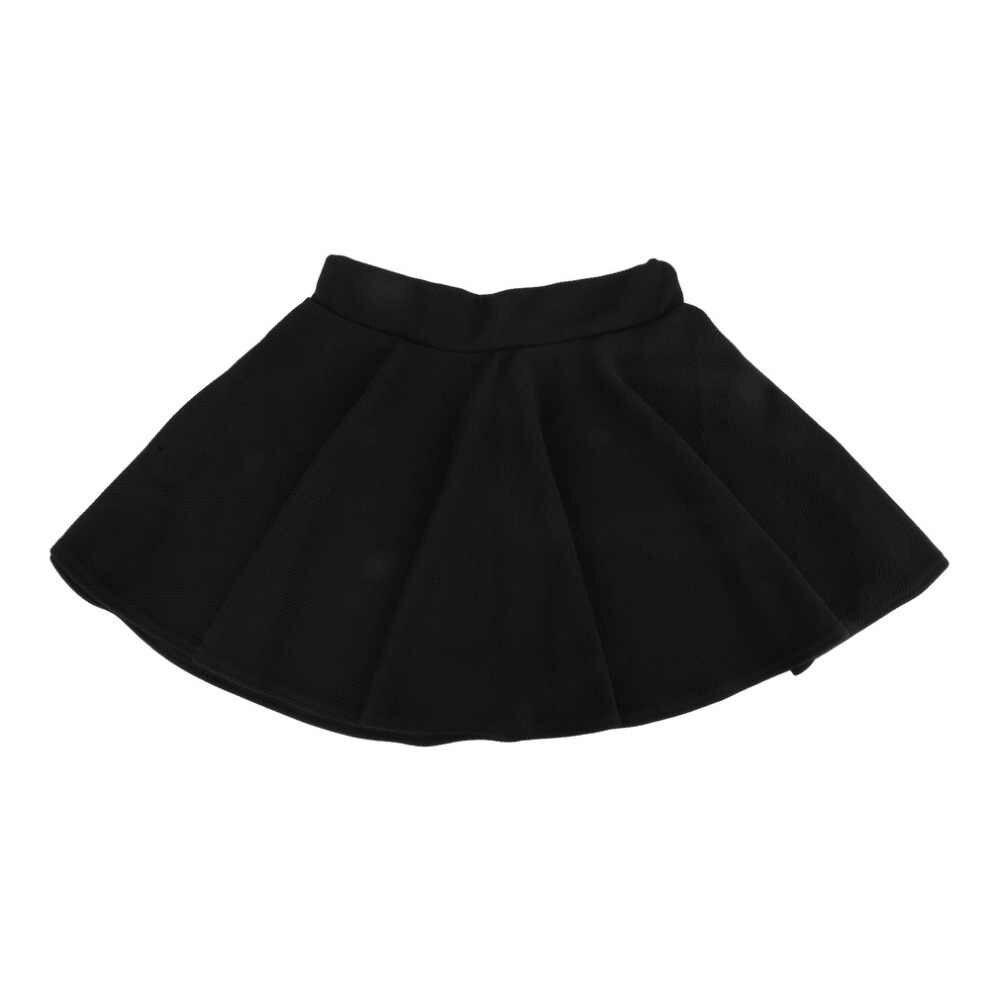 موضة صيف 2018 تنورة نسائية صغيرة تنورة مثيرة للبنات ملابس نسائية كورية قصيرة متزلج ملابس نسائية