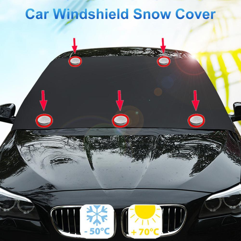 Universal imán fuerte funda parasol para coche hielo de nieve escudo para parabrisas de invierno ventana delantera de automóvil Auto parasol para ventanillas de coche Stylin Minicámara IP con Monitor para bebés, seguimiento automático, HD 1080p, cámara inalámbrica Wifi para interiores, cámara de vigilancia de seguridad CCTV