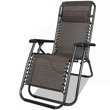 Promotional Folding Chairs Lunch Break Chairs Lounge Chairs Office Chairs Beach Chairs Balcony Chairs Reinforced Rattan Chairs