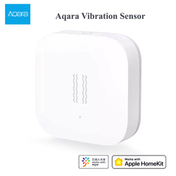 Aqara Smart Vibration Sensor Zigbee Motion Shock Sensor Detection Alarm Monitor Built In Gyro for xiaomi mijia smart home
