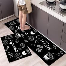 Fashion Simple Nordic Style Kitchen Mat Floor Carpet House Hold Carpet Long Strip Door Mat Modern Home Decor