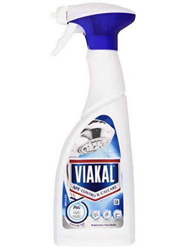 Viakal–elimina La Cal, Desincrusta Y Limpia–2botes De 500ml [1l]