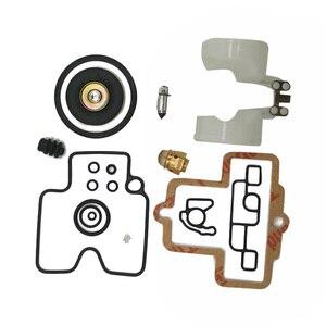 Image 3 - Carburador reconstruir kit para keihin fcr slant corpo 39 41 motores kit de reparação do motor serra de corrente carburador conjunto ferramenta junta acessórios