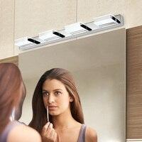 Zerouno 라운드 크리스탈 욕실 전등 Led 허영 벽 Sconces 라이트 침실 거울 복도 Sconce 아크릴 현대 벽 램프