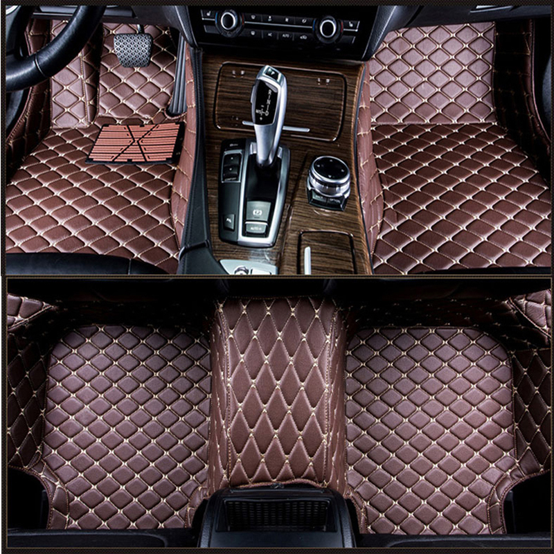 Car-Floor-Mats City Crosstour Jazz Custom CRV Honda Odyssey Accord All-Models for XRV title=