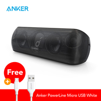 Anker Soundcore Motion+ Bluetooth Speaker with Hi Res 30W Audio, Extended Bass and Treble, Wireless HiFi Portable Speaker