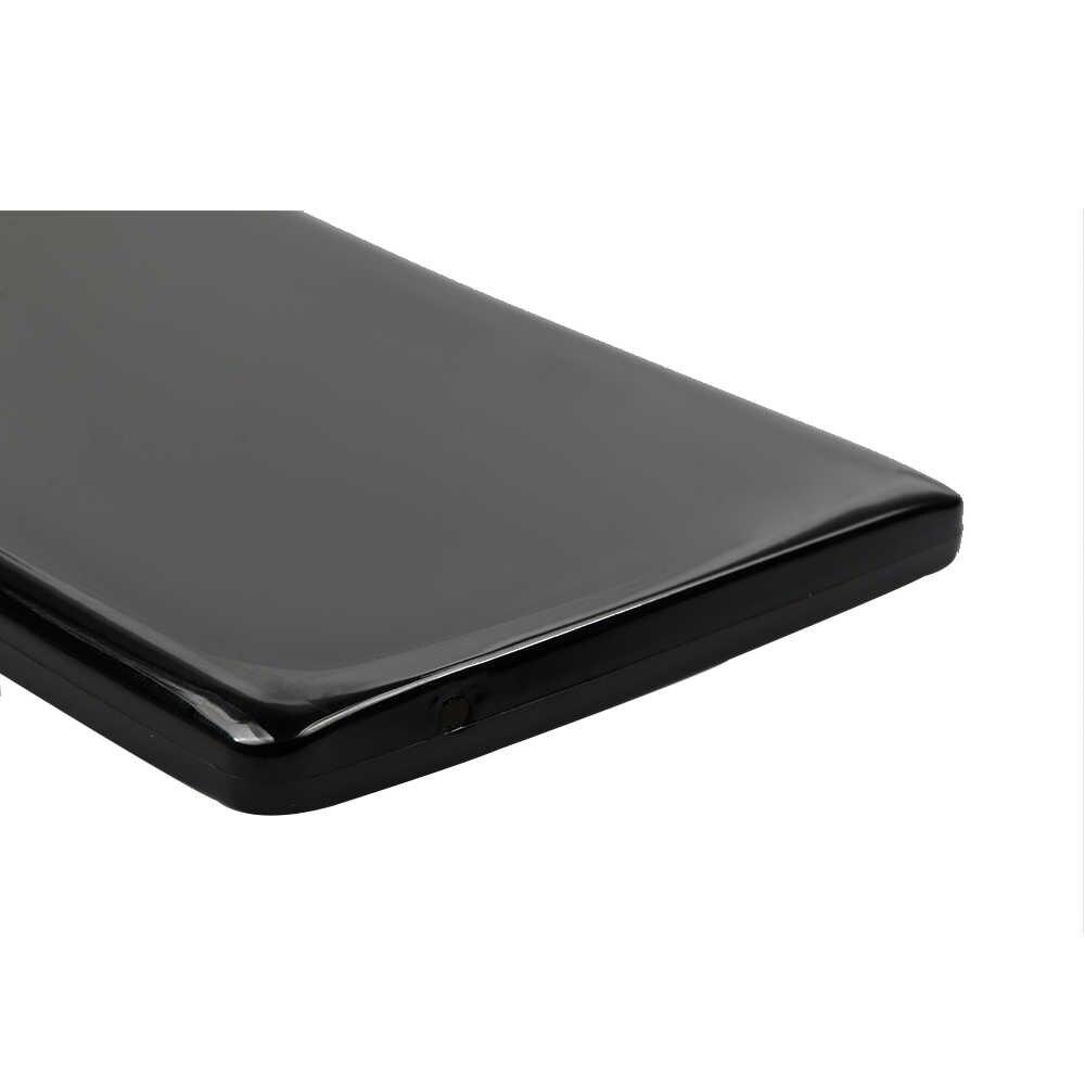 AXD Tab2 7.0 ''silikon akıllı Tablet arka kapak için Lenovo Tab 2 7.0 inç A7-10 A7-10F A7-20 A7-20F darbeye dayanıklı tampon kasası
