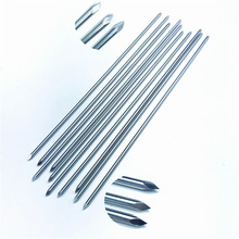 10pcs Double-ended Kirschner Pin Nails veterinary Stainless steel Kirschner wires orthopedics Pet Surgical Instruments