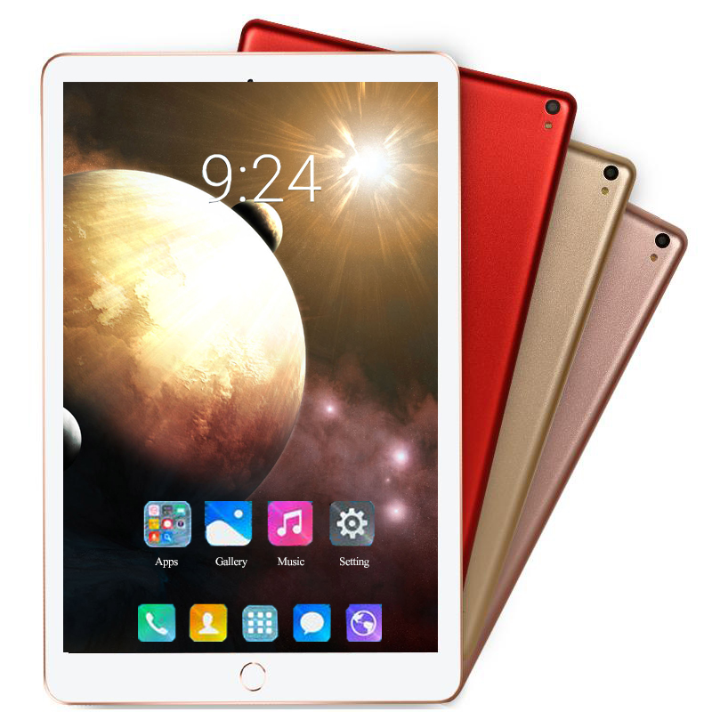 2020 Android 8.0 Screen Tablet Pcs 10.1 Inch 4G FDD LTE Tablet PC 10 Core RAM 6GB ROM 64GB 128GB Tablets Kids Tablet FM GPS