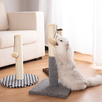 Pet Cats Toy for Cat Scratching Post Pad Cat Mat Climbing Tree Kitten Multi functional House Furniture Scratch Board Products