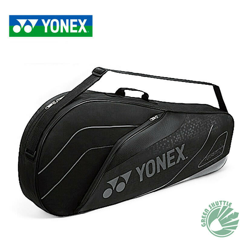 2020 New Yonex Racquet Sport Badminton Bag 4923EX Professional 3 Pcs Racket