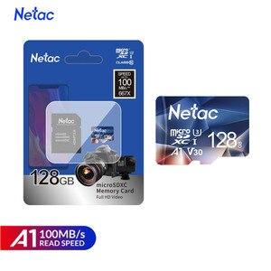 Sd-карта Netac P500 A1, 32 ГБ, 16 ГБ, 100 дюйма