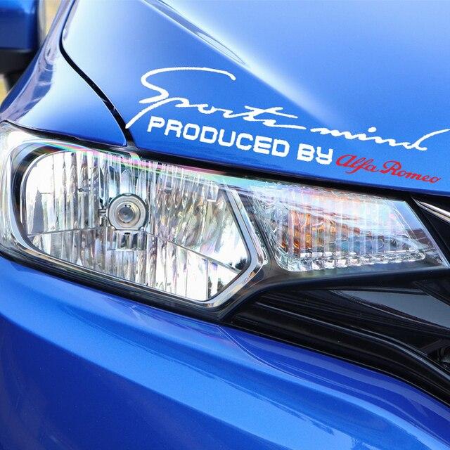 1 шт автомобильный значок эмблема светильник брови наклейки фотография