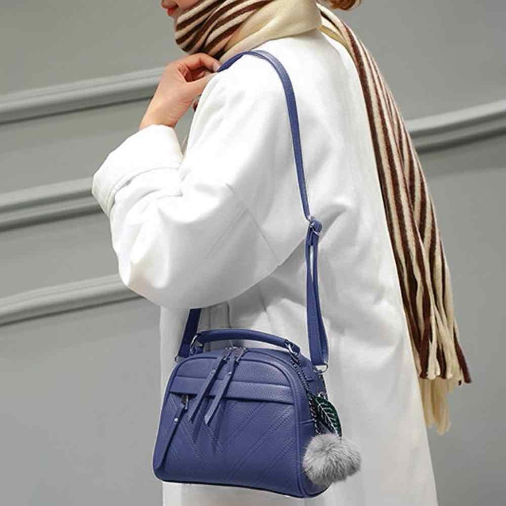 2020 新ファッション Pu レザーハンドバッグ女性ガールメッセンジャーバッグボールおもちゃボルサ女性のショルダーバッグバッグの女性のパーティーハンドバッグ