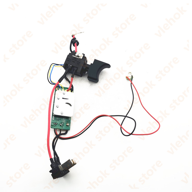 20V Motor /& switch controller Replacement For WORX WU390//WX390 WX390.1 WU390.9