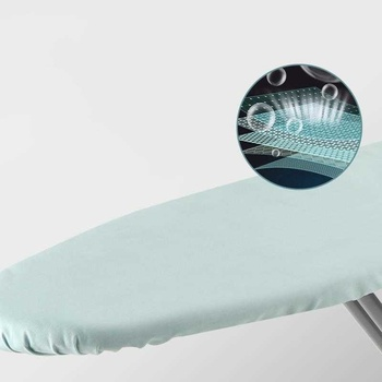 Żelazna tkanina składana strijkdeski Overtrek akcesoria dla La Casa Plancha pokrywa akcesoria domowe Ev Aksesuar deska do prasowania uchwyt tanie i dobre opinie LOADSITEN CN (pochodzenie) Other Blat Metal Porządkowanie Przechowywanie