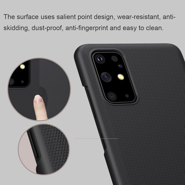 NILLKIN Samsung Galaxy S20 Plus Ultra Frosted PC Matte Hard Back Case Cover