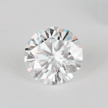 лучшая цена Tester Positive Including Certification 2 ct D Color 8 mm Round Brilliant 3Ex Cut VVS Shape Lab Grown Loose Diamond Moissanite