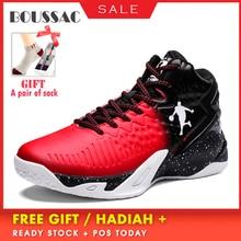 BOUSSAC High-end Basketball Shoes Jordan Light Mens Tights Waterproof For Outdoor Sports