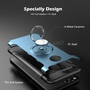 Сверхпрочный защитный чехол для Huawei P20 Lite P30 Pro P10 P Smart 2019 Plus P40 Honor 9 10 8X 20 20s Lite NOVA 3 3i 10i с держателем
